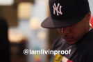 "[Behind the scenes] Chi-Ali x Livin Proof x Maffew Ragazino ""Better Known As NYC"" Recording session"