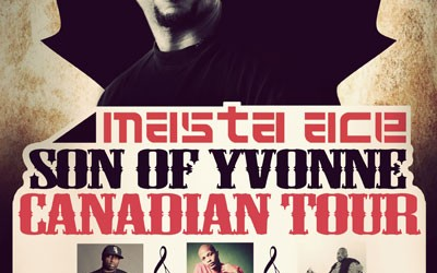 Contest: Masta Ace at Wrongbar – Son Of Yvonne Tour