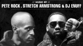 Rakim + Raekwon at Stage 48 with Pete rock, Stretch Armstrong &#038; DJ Enuff