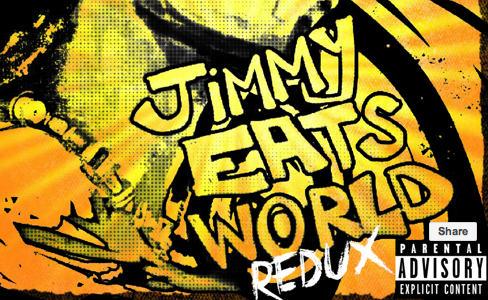 [MIXTAPE] Jimmy B – Jimmy Eats World Redux