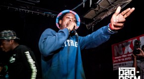 [PHOTO GALLERY] Joey Bada$$ at Wrongbar in Toronto