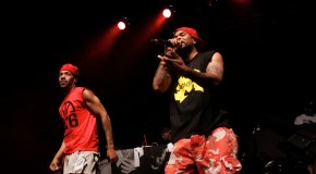 [Photo Gallery]  Method Man and Redman at Sound Academy