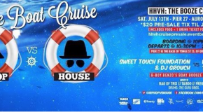 HHVH: The Booze Cruise Hip-Hop Vs. House