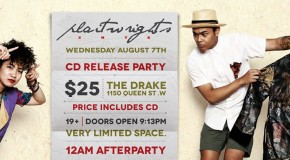 Plaitwrights CD Release Party @ The Drake