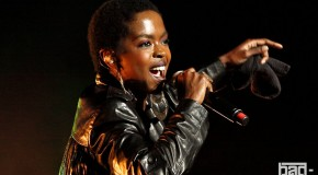 Lauryn Hill's Letter of Recognition