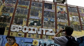 The Desecration of Hip Hop History: 5 Pointz Graffiti Veiled in White Paint