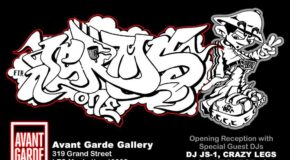 OPENING RECEPTION OF THE JERMS X TOPAZ GALLERY